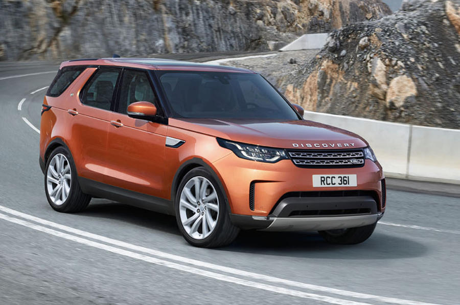 2017 Land Rover Discovery Video Specs And Prices Autocar