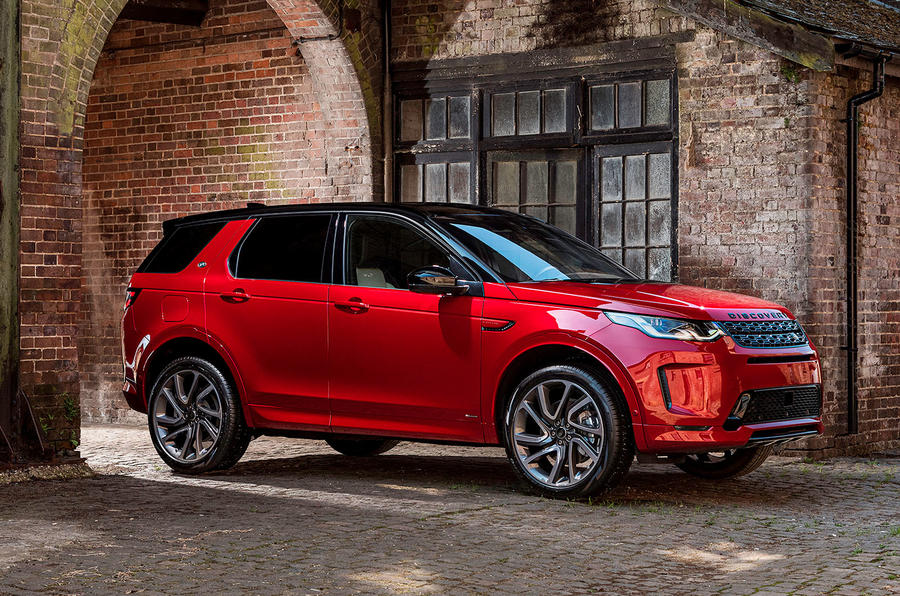 Range Rover Discovery Sport >> New Land Rover Discovery Sport Receives Interior Overhaul