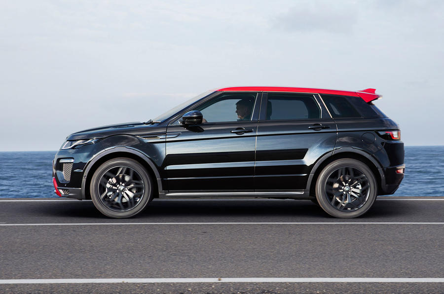 2017 Range Rover Evoque Gets New Tech And Special Edition