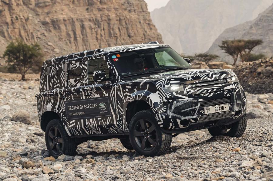 New Land Rover Defender 2019: Release date, pictures, specs