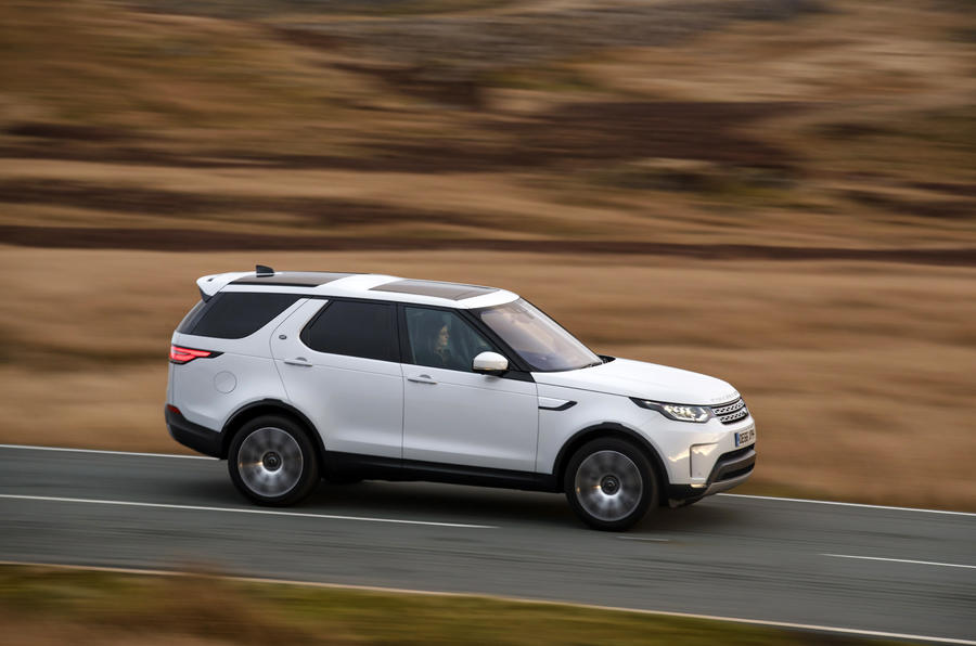 Land Rover Discovery 3 0 Td6 Hse Luxury 2017 Review Autocar
