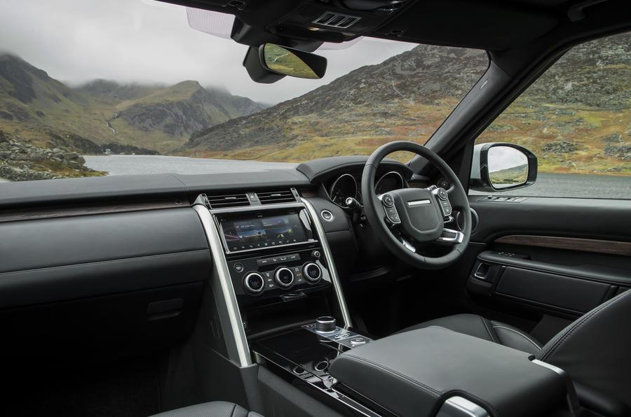 Jaguar Land Rover Offers Unlimited In-Car Internet