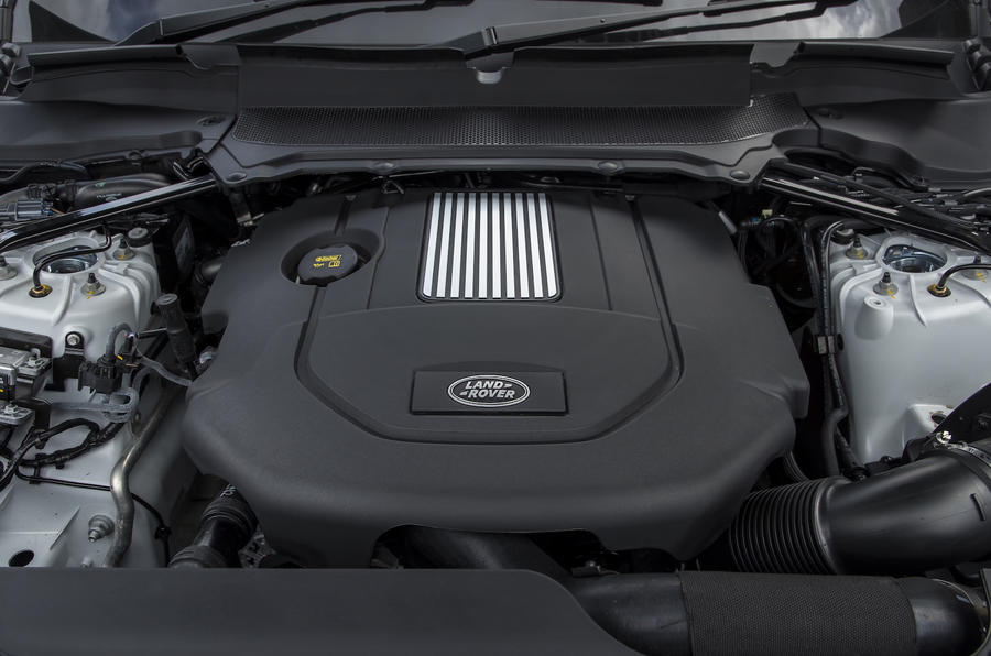 3.0-litre TD6 Land Rover Discovery engine