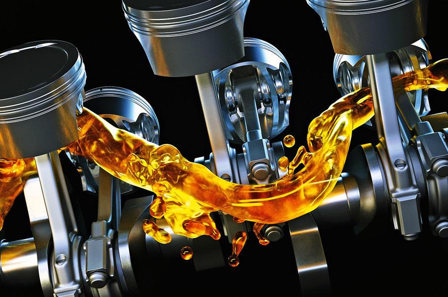 Engine lube