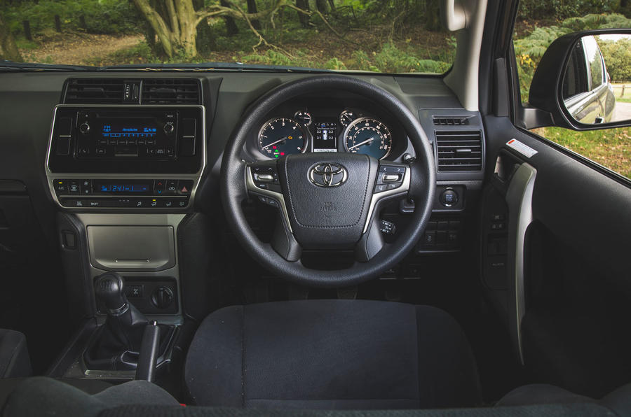 Toyota Land Cruiser long-term 2019 - cabin