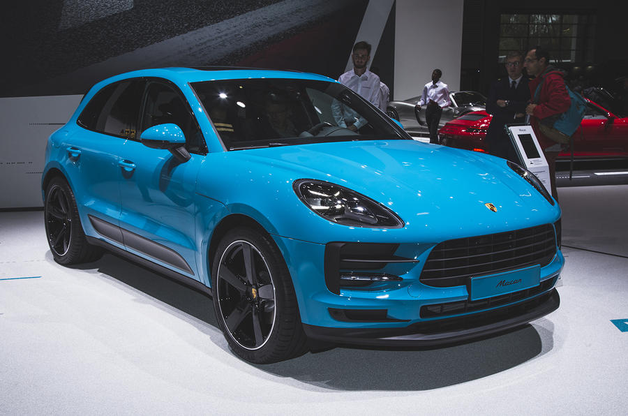 2019 Porsche Macan SUV to cost from £46,344