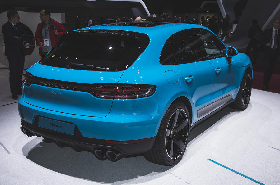 2019 Porsche Macan Suv To Cost From 46344 Autocar