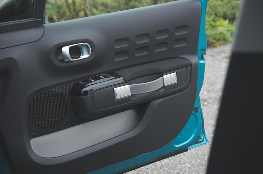 2020 Citroen C3 Flair Plus - detail