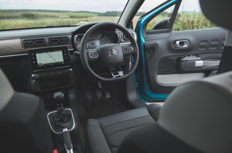 2020 Citroen C3 Flair Plus - dashboard