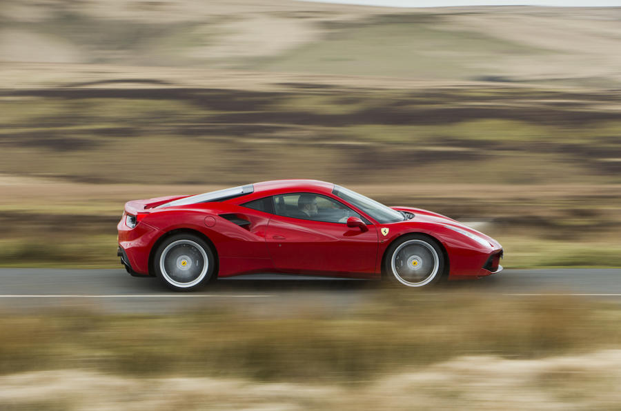 £183,694 Ferrari 488 GTB