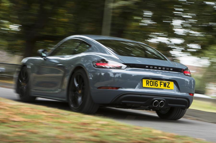 2016 Porsche 718 Cayman 2 0 Review Review Autocar