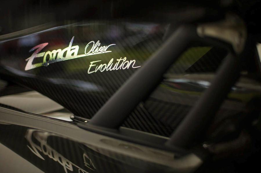 Pagani Zonda Oliver Evolution Edition