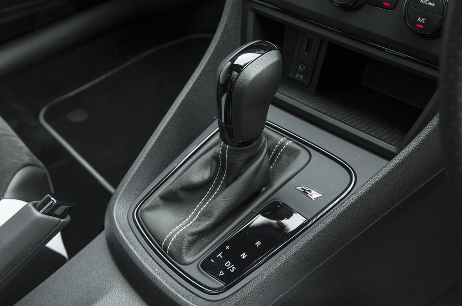2016 seat leon st cupra 290 black dsg review review autocar. Black Bedroom Furniture Sets. Home Design Ideas