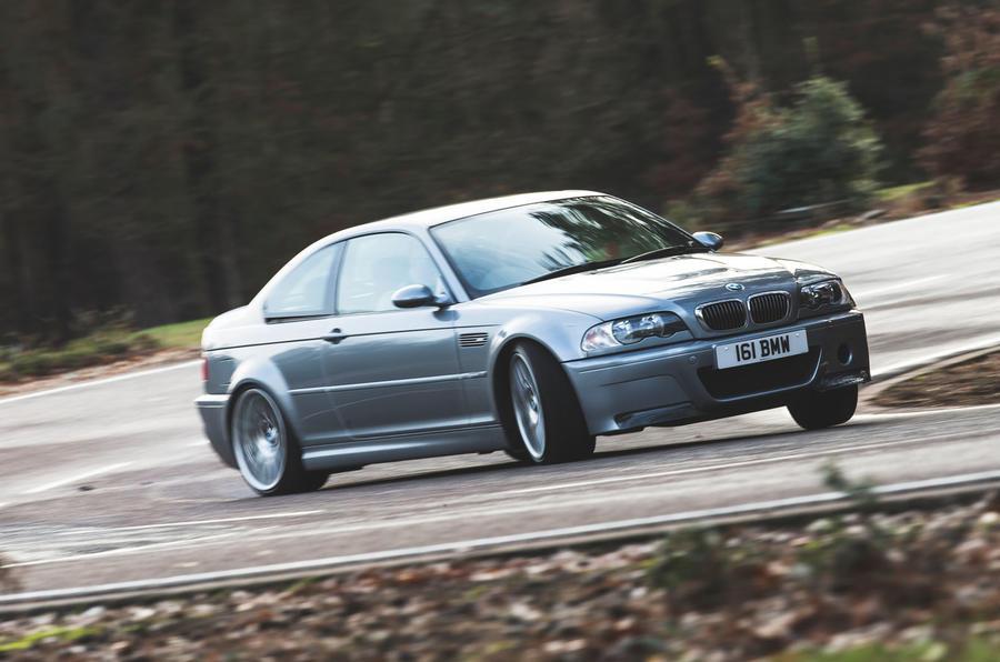 BMW M face-off: M3 CSL vs  M2 Competition | Autocar
