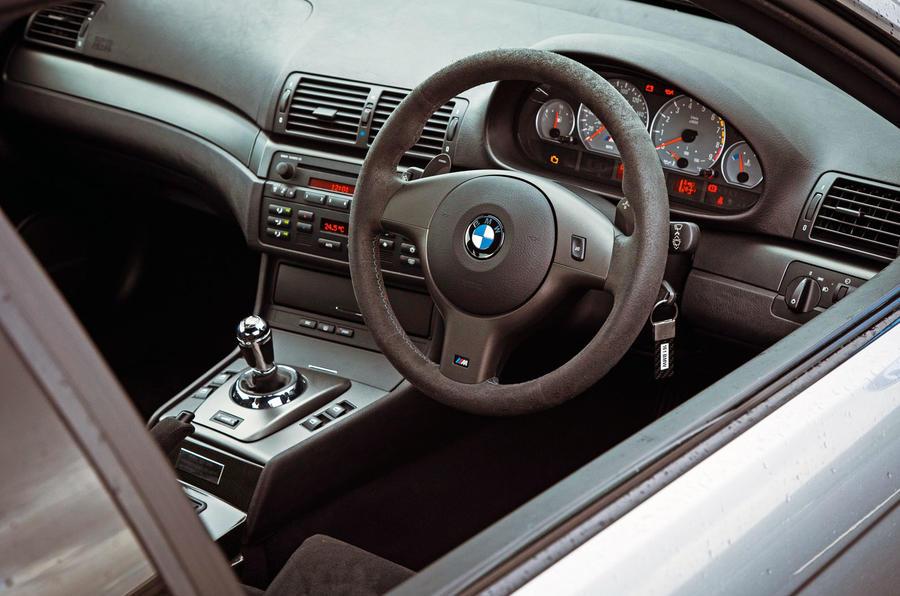 BMW M3 CSL vs. BMW M2 Competition