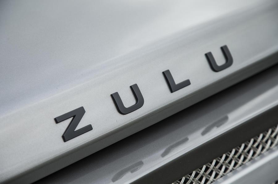 Zulu badging