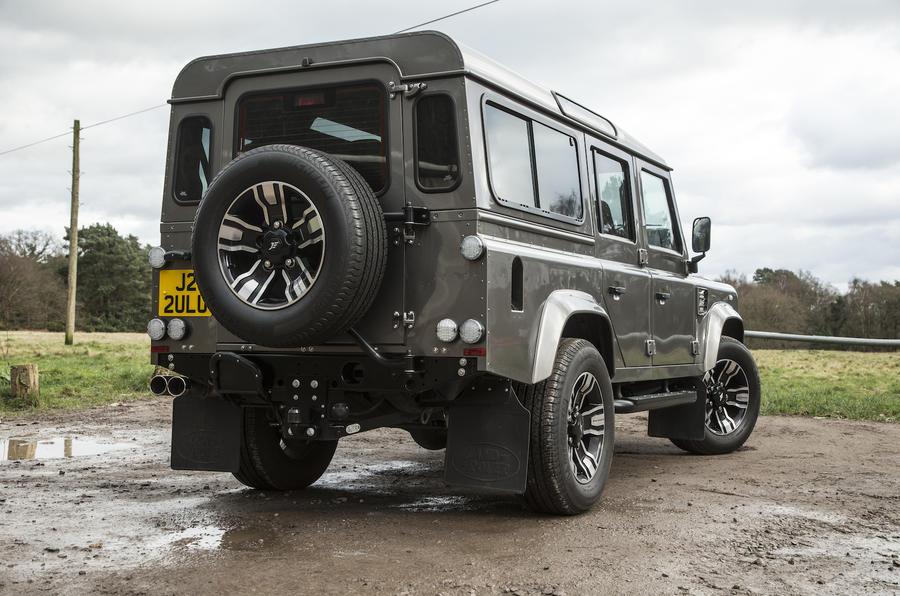 £154,500 JE Motorworks Zulu 2 rear
