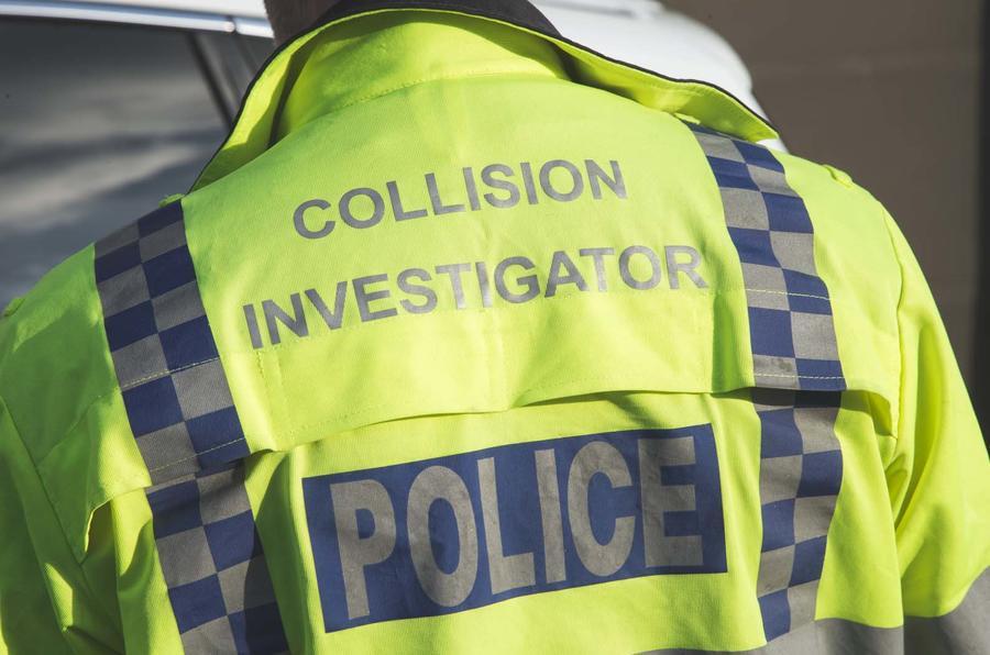 Collision investigator