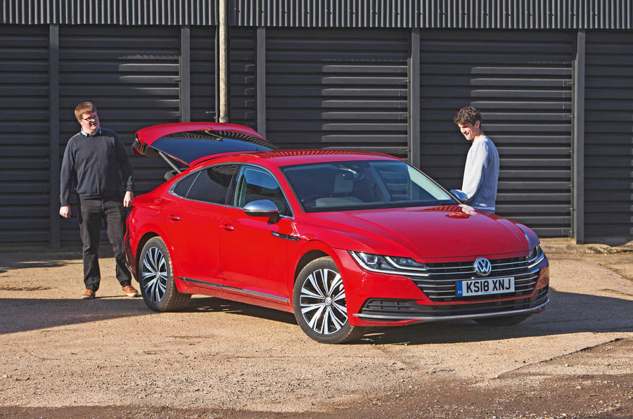 Volkswagen Arteon 2018 long-term review - goodbye