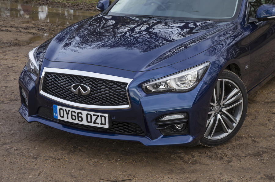 2016 infiniti q50 sport tech review autocar. Black Bedroom Furniture Sets. Home Design Ideas