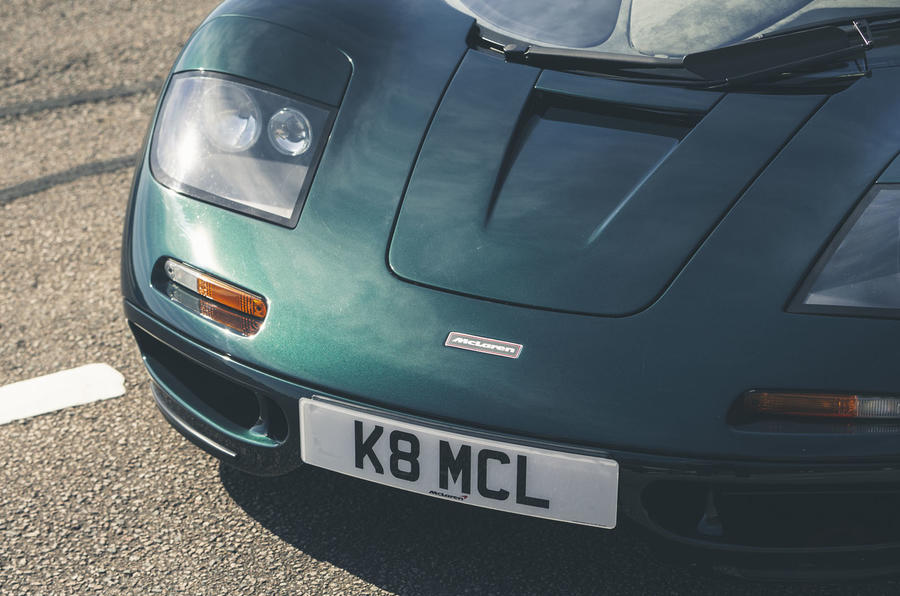 Autocar's exclusive McLaren F1 road test: 25 years on