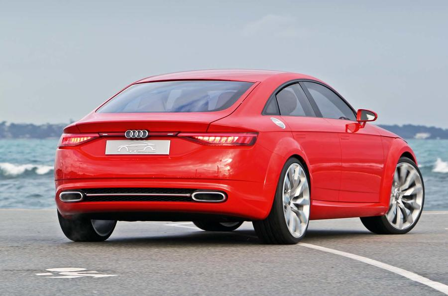 Audi Plots A3 Liftback Coupé To Take On Mercedes CLA