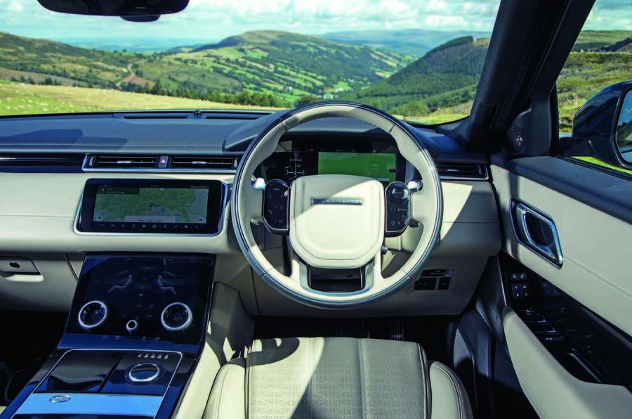 Range Rover Velar vs Porsche Cayenne vs Audi Q7: luxury SUV mega-test | Autocar