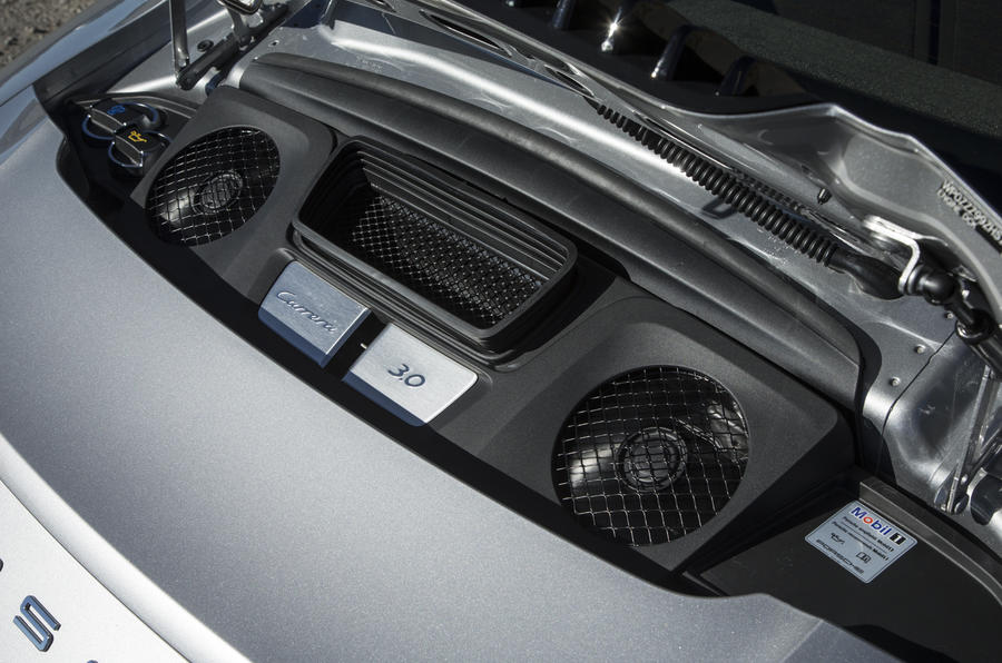 3.0-litre Porsche 911 Carrera engine
