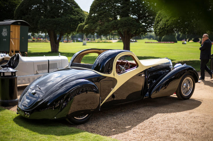 Gallery: best of Concours of Elegance 2017 | Autocar