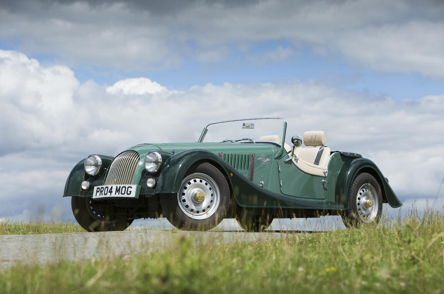 Morgan 80th Anniversary 4/4