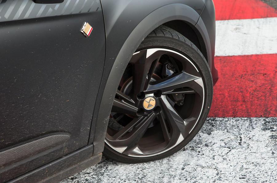 DS 3 Performance wheel