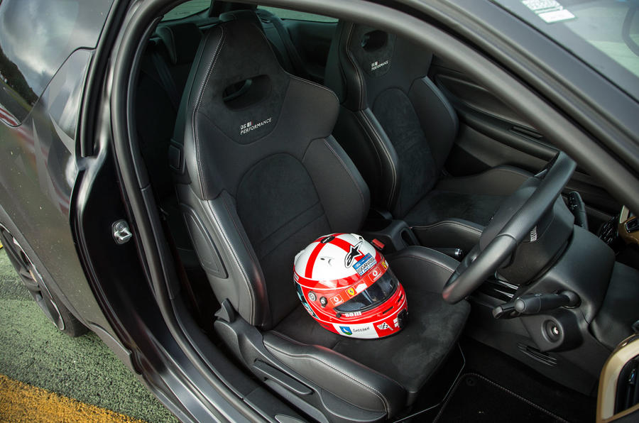 DS 3 Performance seat