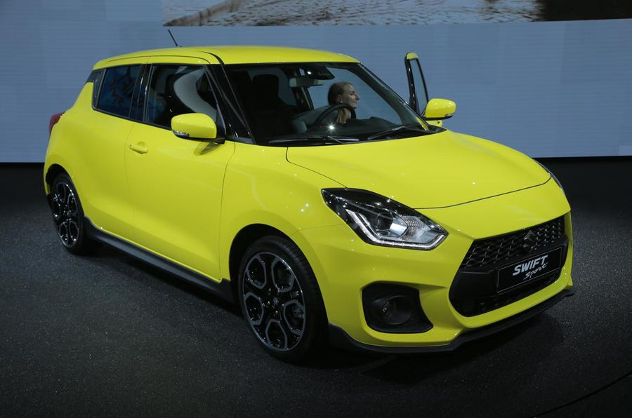 Suzuki Swift Sport on sale from June with £16,499 launch price