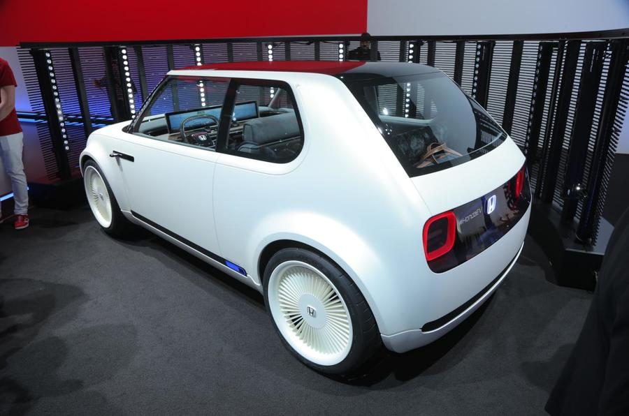 Honda Sports EV & Urban EV concepts revealed