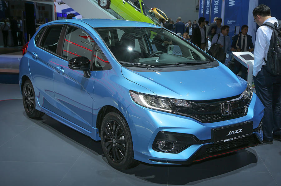2018 honda jazz facelift. perfect jazz honda jazz facelift arrives with new 15litre petrol in 2018 honda jazz a