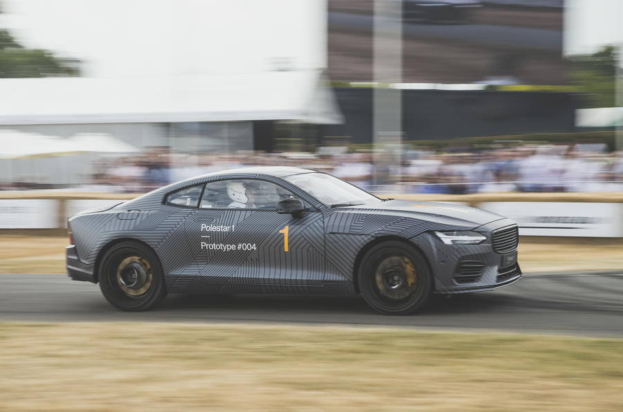 Polestar 1 Goodwood
