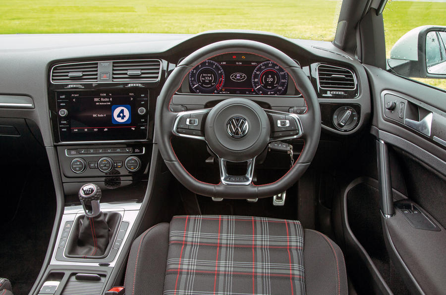 Nearly New Buying Guide Volkswagen Golf Mk7 Gti R Autocar