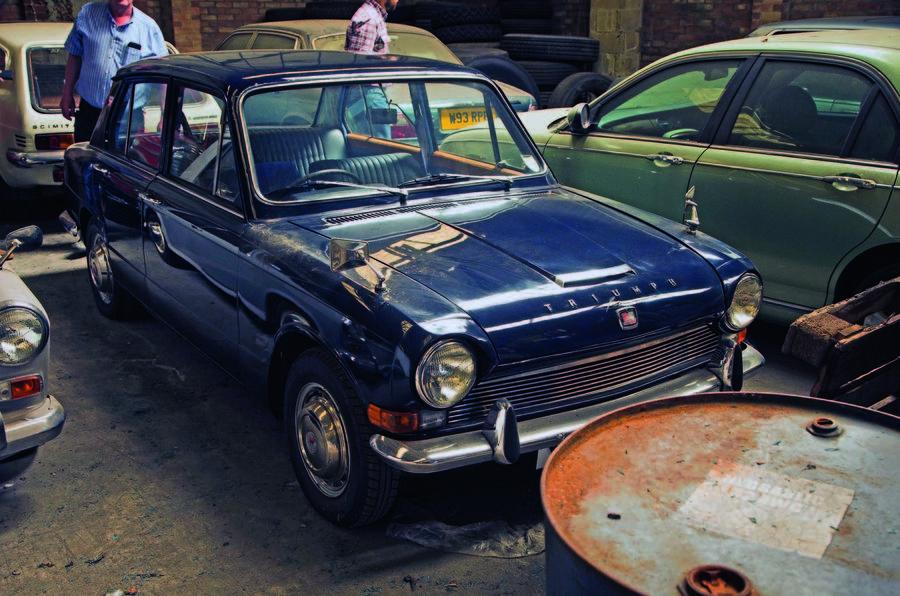 Scrap car junkies: the men hoarding old cars | Autocar
