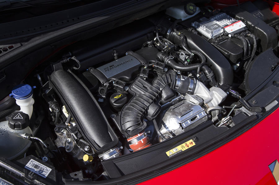 1.6-litre DS 3 Performance engine