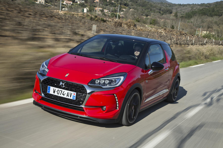 205bhp DS 3 Performance