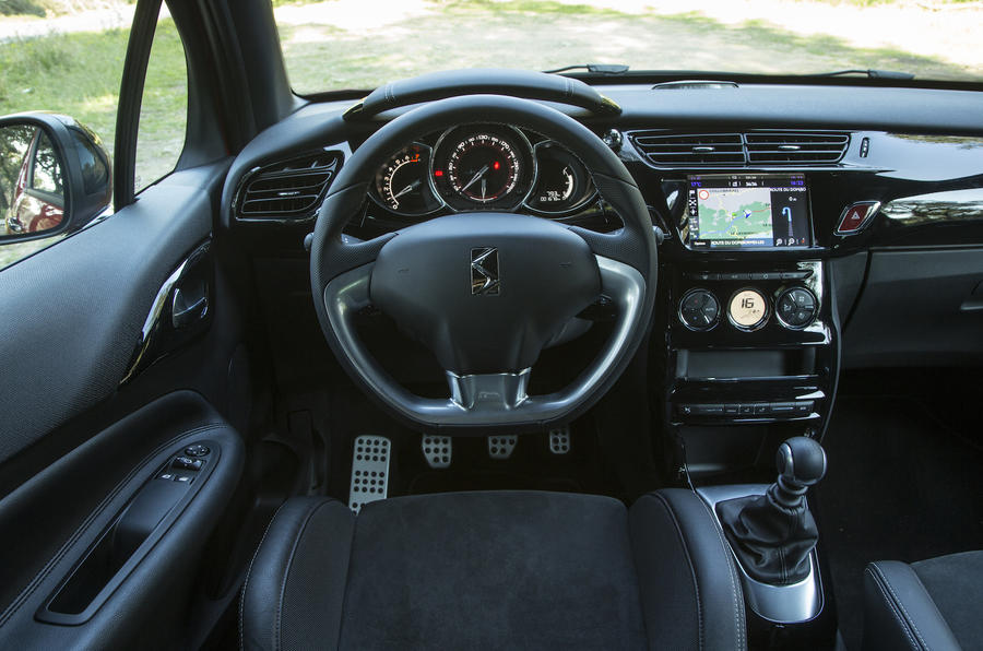 DS 3 Performance dashboard