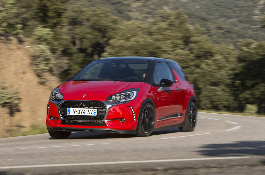 DS 3 Performance review