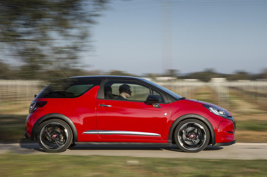 £20,495 DS 3 Performance