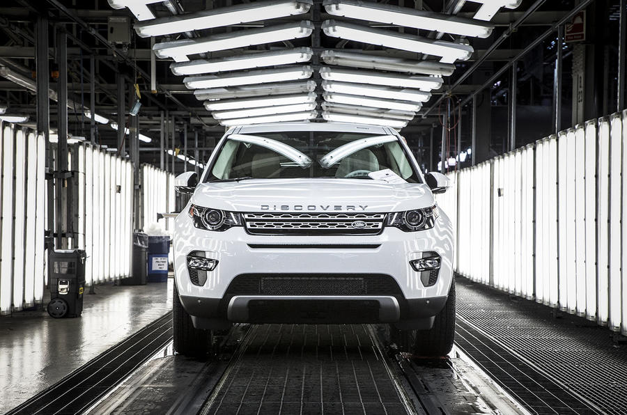 Jaguar Land Rover Begins Testing Autonomous Vehicles in UK
