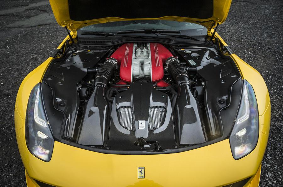 Ferrari F1tdf