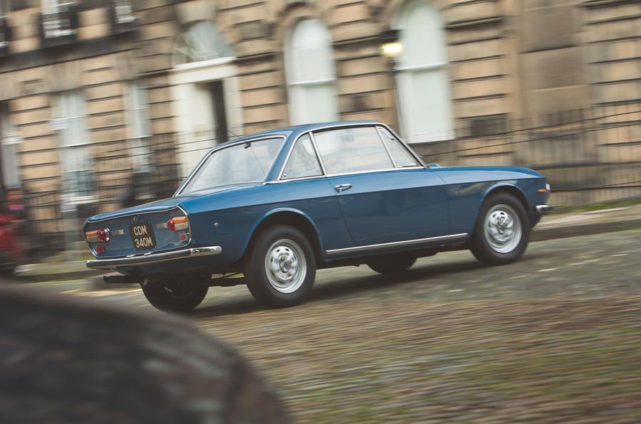 1974 Lancia Fulvia 3 1.3S hero otr