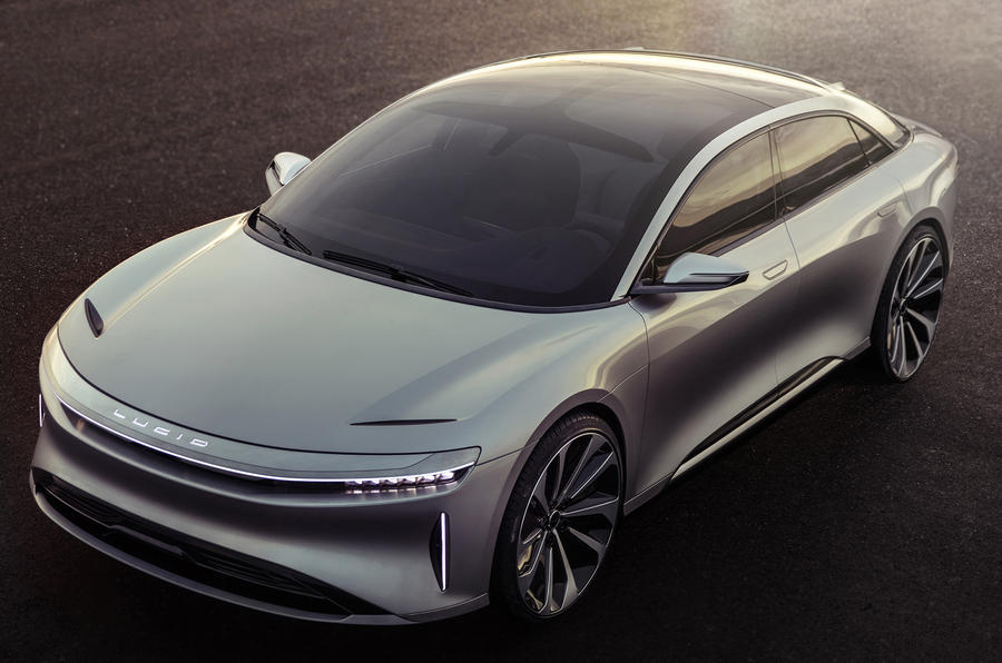 235mph Lucid Air Due In 2019 As Electric Bmw 7 Series Rival Autocar