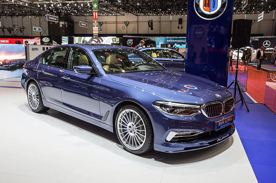 Alpina D5 S tuned for UK roads with lighter engine