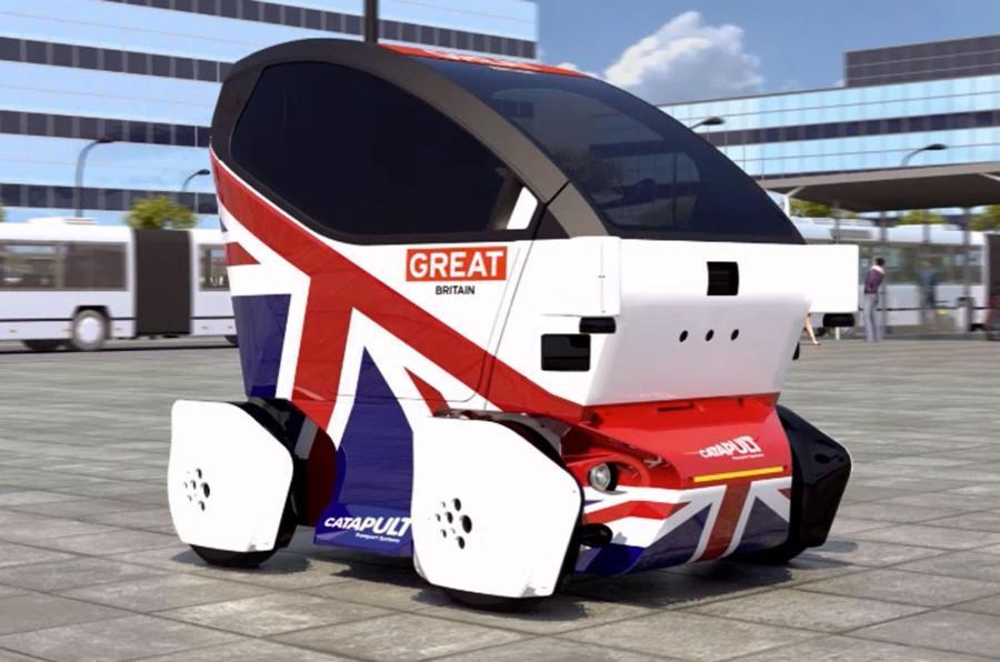 UK Government to open new autonomous car test centre