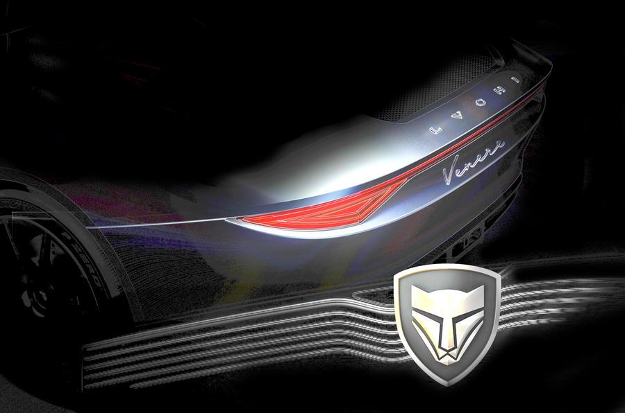 LVCHI Auto Venere due at Geneva with 992bhp electric powertrain